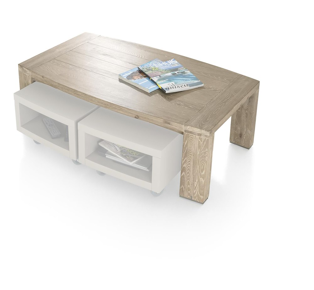 Buckley table basse 120 x 70 cm - Table basse 70 s ...