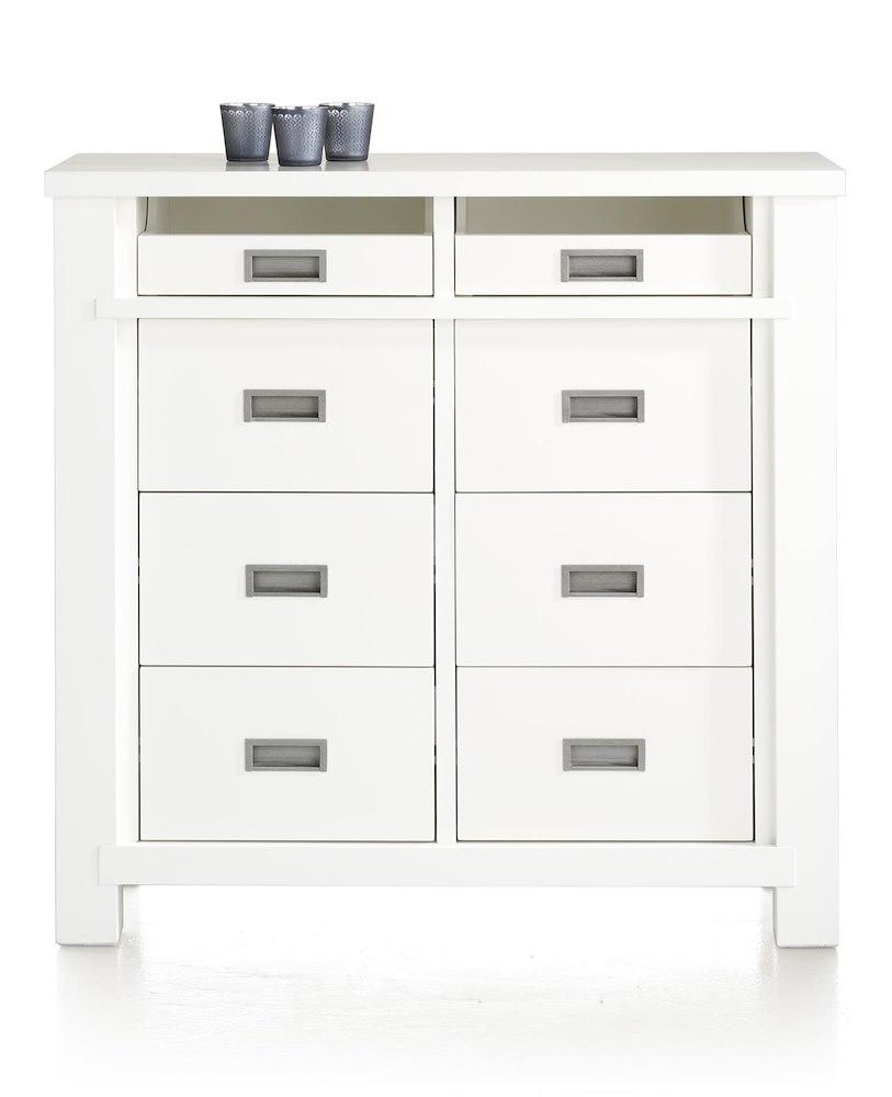 Istonia, cabinet large 8-drawers