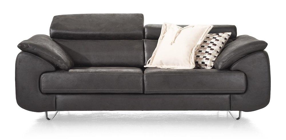 canap havanna 2 5 places assise fixe heth. Black Bedroom Furniture Sets. Home Design Ideas