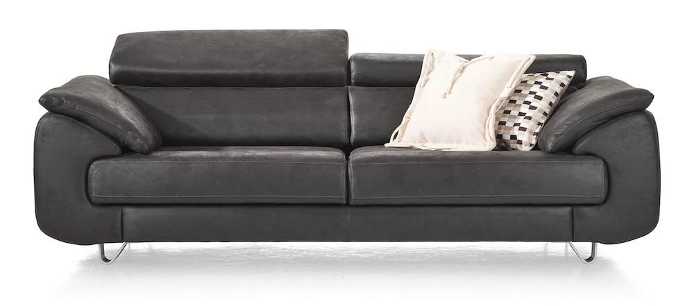 canap havanna 3 places assise coulissante heth. Black Bedroom Furniture Sets. Home Design Ideas