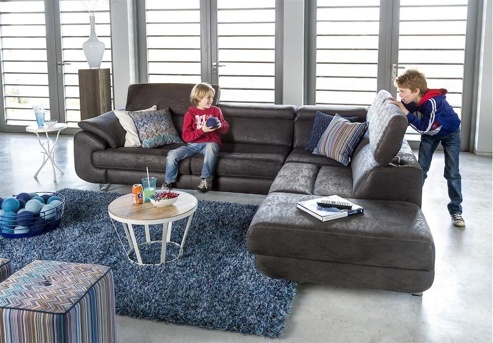 canap havanna ottomane droit heth. Black Bedroom Furniture Sets. Home Design Ideas