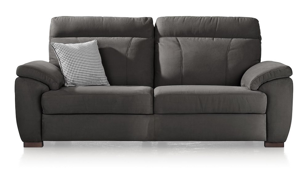 canap 3 places avec appui t te veneto 220x100 cm heth. Black Bedroom Furniture Sets. Home Design Ideas