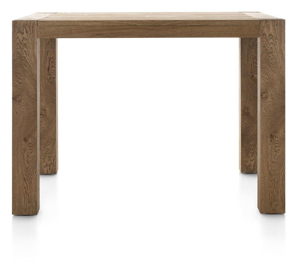 table bois de ch ne santorini 92x130 cm. Black Bedroom Furniture Sets. Home Design Ideas