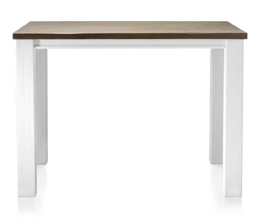 Table de bar 130 x 90 cm hauteur 92 cm velasco heth for Table 70 cm hauteur