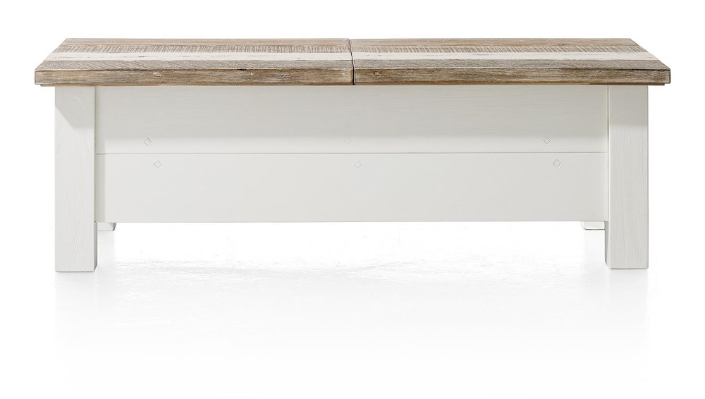 Tibro coffee table trunk 120 x 60 cm for Coffee table 60cm x 60cm