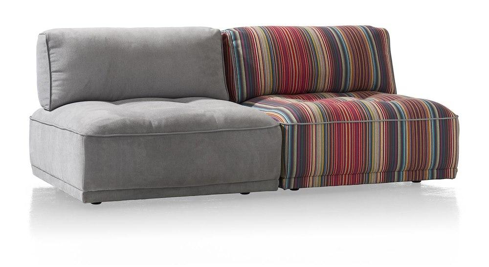 canap udine sans accourdoirs heth. Black Bedroom Furniture Sets. Home Design Ideas