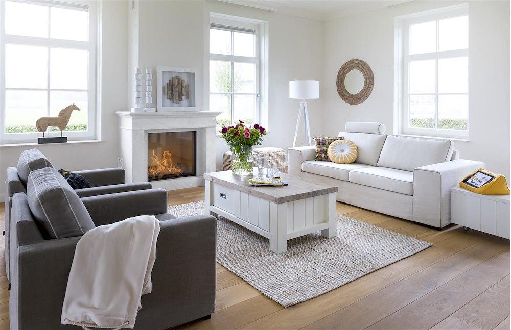 istrana table basse 120 x 70 cm 2 portes coulissantes 2 tiroirs. Black Bedroom Furniture Sets. Home Design Ideas