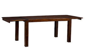 Cape Cod, Extendable Dining Table 155 (+ 2x45) X 90 Cm