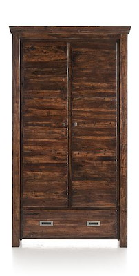 Cape Cod, Armoire 2-portes + 1-tiroir