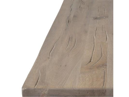 Ermondo table haute 140 x 70 cm hauteur 92 cm for Ausziehtisch vintage