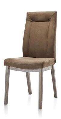 Malene, Dining Chair - Beech Wood Legs + Grip
