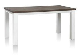 Velasco, Table A Rallonge 160 (+ 50) X 90 Cm