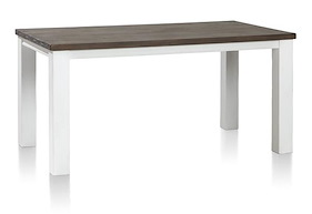 Velasco, Extendable Dining Table 160 (+ 50) X 90 Cm