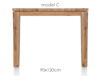 A La Carte, Table 120 X 90 Cm - Cor