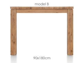 A La Carte, Table 180 X 90 Cm - Ben