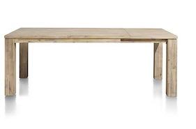 A La Carte, Table A Rallonge 160 (+ 60) X 100 Cm - Aad