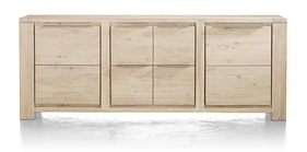 Buckley, Sideboard 2-doors + 2-drawers 220 Cm