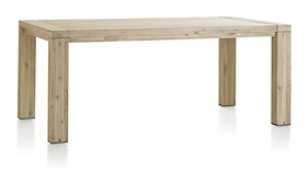 Buckley, Table A Rallonge 160 (+ 50 Cm) X 100 Cm