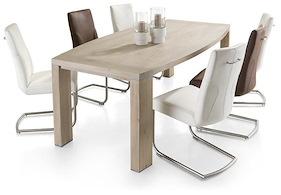 Buckley, Table 225 X 110 Cm - Ovale