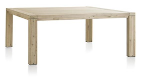 Buckley, Extendible Table 160 (+ 50 Cm) X 140 Cm