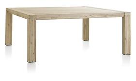 Buckley, Table A Rallonge 160 (+ 50 Cm) X 140 Cm
