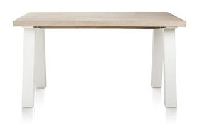 Istrana, Extendable Dining Table 160 (+ 50) X 100 Cm