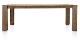 Santorini, Table A Rallonge 160 (+ 60) X 100 Cm
