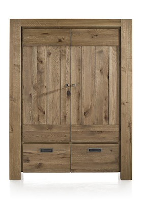 Santorini, Cabinet 2-doors + 2-drawers