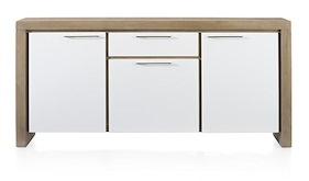 Kozani, Buffet 3-portes + 1-tiroir - 185 Cm