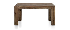 Masters, Table 160 X 140 Cm - Bois 12x12/10x14