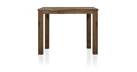 Masters, Table De Bar 120 X 70 Cm - Bois 9x9