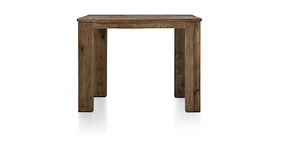 Masters, Table De Bar 120 X 70 Cm - Bois 12x12/10x14