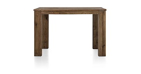 Masters, Table De Bar 140 X 70 Cm-bois 12x12/10x14