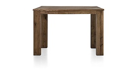 Masters, Table De Bar 140 X 90 Cm - Bois 12x12/10x14