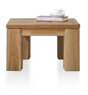 Masters, Table Basse 60 X 60 Cm - Bois 12x12/10x14