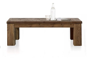 Masters, Table Basse 120 X 90 Cm - Bois 12x12/10x14