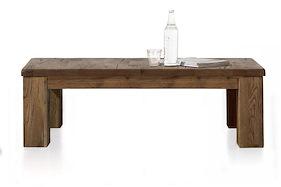 Masters, Table Basse 120 X 90 Cm - Bois 12x12/10x14