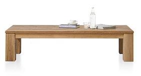 Masters, Table Basse 160 X 90 Cm - Bois 12x12/10x14