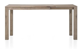 Masters, Table Bar A Rallonge 140 (+ 60) X 90 Cm - Bois 9x9