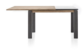 Modrava, Table A Rallonge 140 X 130 (+ 50 Cm)