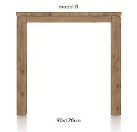 A La Carte, Table De Bar 120 X 90 Cm - Ben