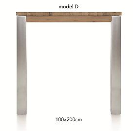 A La Carte, Bartable 200 X 100 Cm - Dirk