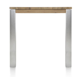 A La Carte, Table De Bar A Rallonge 140 (+ 60) X 90 Cm - Dirk