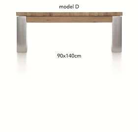A La Carte, Table Basse 140 X 90 Cm - Dirk