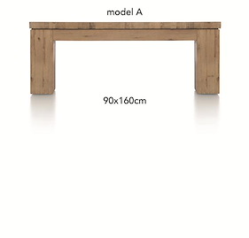 A La Carte, Table Basse 160 X 90 Cm - Aad