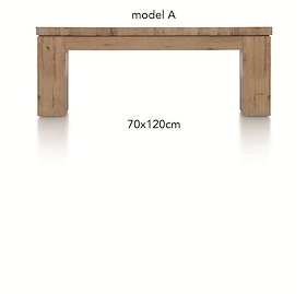 A La Carte, Coffee Table 120 X 70 Cm - Aad