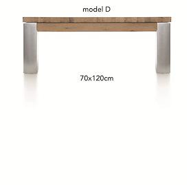 A La Carte, Coffee Table 120 X 70 Cm - Dirk