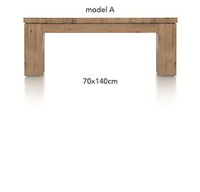 A La Carte, Table Basse 140 X 70 Cm - Aad