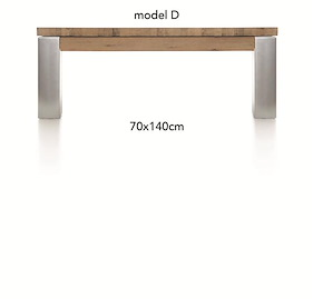 A La Carte, Table Basse 140 X 70 Cm - Dirk