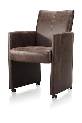 Evi, Fauteuil + Tissu Old English